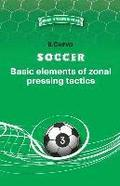 Soccer. Basic elements of zonal pressing tactics.