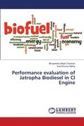 Performance evaluation of Jatropha Biodiesel in CI Engine