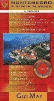 Montenegro - Albania North Geographical