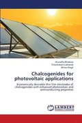 Chalcogenides for photovoltaic applications