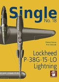 Single 18: Lockheed P-38G 15-lo Lightning