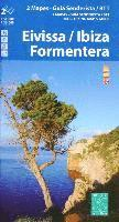 Eivissa / Ibiza - Formentera Map and Guide