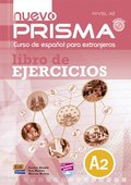 Nuevo Prisma A2 Workbook Plus Eleteca and Audio CD