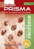 Nuevo Prisma A1 Libro del Profesor Edicion Ampliado+ CD (Enlarged editionTutor Book)