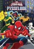 Marvel Spiderman. Pysselbok