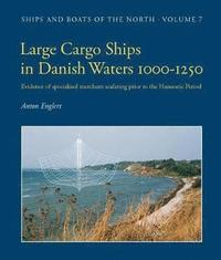 Large Cargo Ships in Danish Waters 1000-1250