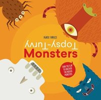 Topsy-Turvy Monsters