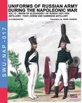 Uniforms of Russian army during the Napoleonic war vol.12