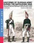 Uniforms of Russian army during the Napoleonic war vol.19