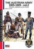 The Austrian army 1805-1809 - vol. 2