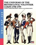 The uniforms ot the British Loyal Volunteer Corps 1798-1799