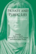 Private and Public Lies: The Discourse of Despotism and Deceit in the Graeco-Roman World