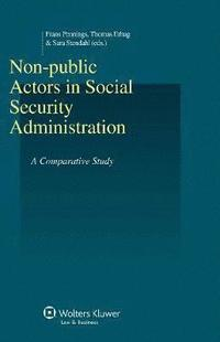 Non-public Actors in Social Security Administration