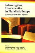 Interreligious Hermeneutics in Pluralistic Europe