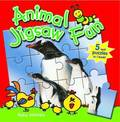 Farm Animals: Animal Jigsaw Fun