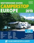 Motorhome guide Camperstop Europe 27 countries 2018