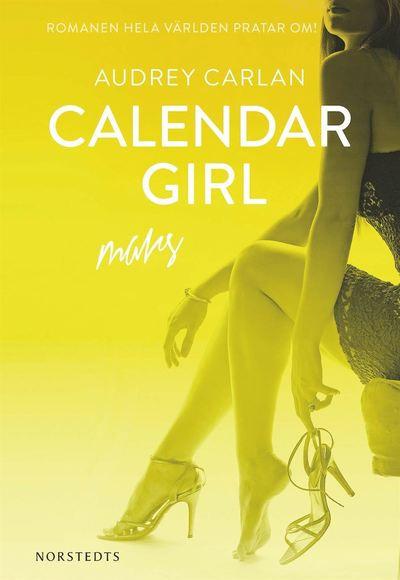 Calendar Girl. Mars