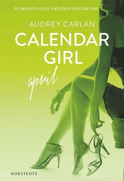 Calendar Girl. April