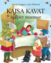 3e0652b82ff Kajsa Kavat hjälper mormor - Astrid Lindgren - Kartonnage ...