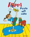Pippi Minipyssel : Pippi pyssla och måla