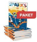 Sparks 7 Textbook 25 ex +Workbook 25 ex+ Lärarwebb