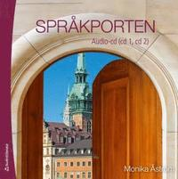 Språkporten 1 2 3 Audio-cd (6 st)