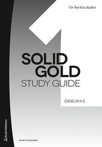 Solid Gold 1 Study Guide