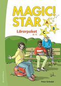 Magic! Star Lärarpaket A-C - Digitalt + Tryckt