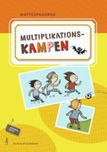 Mattespanarna Multiplikationskampen