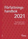 Författningshandbok 2021, bok med onlinetjänst - För personal inom hälso- och sjukvård