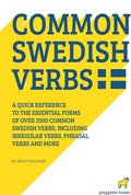 Common Swedish Verbs