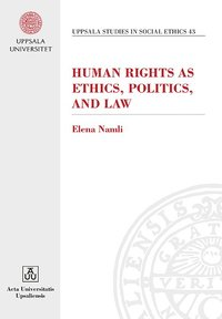 Human rights as ethics, politics, and law
