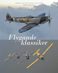Flygande klassiker : Warbirds and vintage aircraft over Sweden