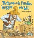 Pettson och Findus bygger en bil