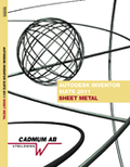 Autodesk Inventor Suite 2011 Sheet Metal