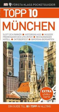 Topp 10 München / Elfi Ledig ; översättning: Lena Andersson.