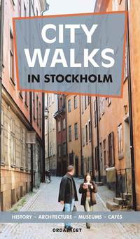 City walks in Stockholm