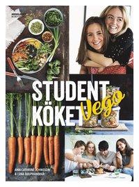 Studentköket : vego / Ann-Cathrine Johnsson & Lena Djuphammar.