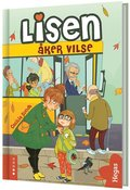 Lisen åker vilse (Bok+CD)
