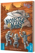 Monster på mars (Bok+CD)