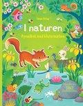 I naturen : pysselbok med klistermärken