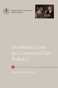 Stockholm Centre for Commercial Law årsbok. 1