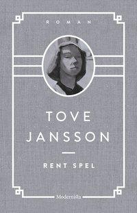 Rent spel / Tove Jansson.