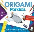 Origami. Fordon