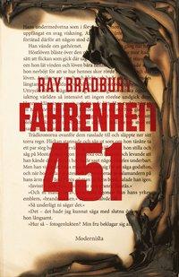 Fahrenheit 451 / Ray Bradbury ; översättning av Siv Nordin.