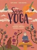 Sagoyoga : övningar för barn i nedvarvning, mindfulness, meditation och massage