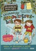 LasseMajas sommarlovsbok. En dag på stranden