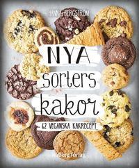 Nya sorters kakor / Hanna Bergström.