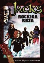 Jacks rockiga resa (kartonnage)
