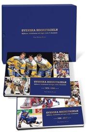 Svenska hockeyadeln : hjältarna, händelserna och lagen under 5 decennier